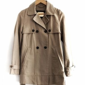 Mango Jackets & Coats - Mango Trench Jacket Size M